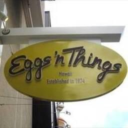 Eggs 'n Things ザ パーク フロント ホテル店