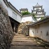 APO-LANTHAR 35mm で姫路城を撮る。