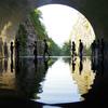 3年に一度の祭典「大地の芸術祭」と日本三大峡谷の清津峡
