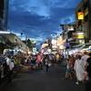 【カオサンロード】バックパッカーの聖地は旅人を楽しませる道だ!