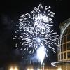 2017年の釧路大漁どんぱく花火大会。