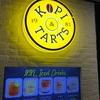 KOPI&TARTSでXXLサイズのアイスコピを飲んでみた。
