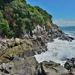 梧桐島(オドンド)の島内を散策~麗水(ヨス)の奇岩絶景の島!!