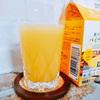 セブンプレミアム「果汁100%パイナップル 450ml」のレビューとカロリーです♪