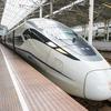 【上海旅行 ep.5】中国の高速鉄道CRHに乗った。滬寧高速鉄路 和諧号(上海駅から無錫駅)【2019.3.31】