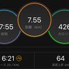 ジョギング7.55km・これ、アカンやつやで…。大丈夫か静岡?