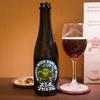 ヤッホーブルーイング「バレルフカミダス」 2000本限定醸造 木樽熟成のビールをゲット!