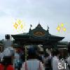 【TDR】東京ディズニーランドエントランス工事中~いよいよ2019年5月8日半分完成!! ~2017年6月Disney旅行記【29】時事ネタ通信 『エントランス半分完成後のハッピー15エントリー入園方法について』