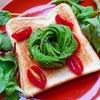 ごま油と塩で食べるアボカドトーストレシピ【食パンアレンジ】