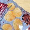 【タイ】「Thai Snack Flat Fried Potato Chips Mixed With Chilli Mala Sechuan Chinese Style」を食べました
