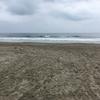 6月30日お昼の茨城滝浜の波情報