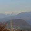 初冬の平標山へ