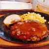 ランチ日記 #101 日本橋 レストラン十勝のハンバーグ