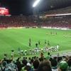 浦和 VS 湘南 今シーズン2度目の5連敗、今夜もレッズは強かった……