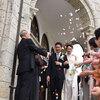 カトリック教会の結婚式