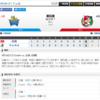 2019-04-13 カープ第14戦(横浜スタジアム)◯6対1 横浜(4勝10敗0分)救世主は床田なのか。プロ初完投勝利。
