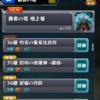 覇者の塔挑戦中!