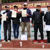 速報! 第19回トラウトキング選手権 東山湖ペアー第4戦