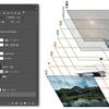 Photoshopで建築パースと敷地写真を合成する方法を実例で解説②