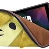 モンスターハンターライズの「オトモアイルー」「オトモガルク」デザインのソフトポーチ・・・アイルー買ったぜ(*'ω'*)