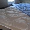 キャンピングカーの寝具はニトリ
