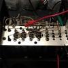 WEで組んだパッシブLCR EQユニットをアンプへ組み込む