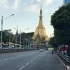 ヤンゴン スーレー・パゴダと聖マリア大聖堂