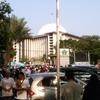 ❮旅❯断食明けの朝、東南アジア最大のモスク、イスティクラル・モスクがすごいことに~ジャカルタinインドネシア旅行記③