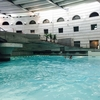 雪の日にプール!リゾナーレの屋内プール「イルマーレ」はやっぱり快適!