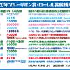 4月27日・月曜日 【鉄分補給47:2020年ブルーリボン賞・ローレル賞候補車両】