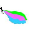 超絶激しい環境の変化を経験すると、人間のウ◯コは虹色になる日記。