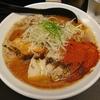 辛口肉そば ひるドラ 日本橋店 辛口肉ソバ『味噌』 4辛を食べた