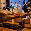 超希少!100%純血種イベリコ豚、最上ランク・ベジョータ【世界で一番旨い生ハム】を直接原木から肉塊へ☆『CINCO JOTAS ハモンイベリコ・ベジョータ 5J』
