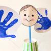 成長記録を作品の中に残せる / 簡単な子どものおもちゃ製作紹介【保育現場でも使える】