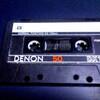 出てきたカセットテープ、DENONのDX1しかも50分だった。