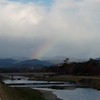 風邪治らず、毎年出る虹、ゴジラみた