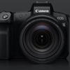 「EOS R」キヤノン、RFマウント採用のフルサイズミラーレスカメラを発表