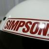 あこがれのSIMPSONヘルメット