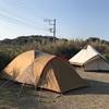 ワイルドキッズ岬オートキャンプ場へ行ってきました。