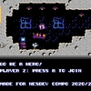 Spacegulls 宇宙カモメが子供を助けるロックマンライクなNES ROMのアクションゲーム
