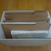 子供のお便り収納はざっくり収納で簡単に ~無印ファイルボックスと再生紙ペーパーホルダーを使った収納~