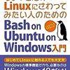 Hyper-Vに慣れている人でないと(WSL2を使うのは)難しい(WSL:Windows Subsystem for Linux)