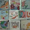 """【#海外の反応】【画像あり】韓国人「日本の小学生VS韓国」日本と韓国の小学生が書いた""""平和の絵""""をご覧ください 韓国の反応"""