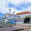 【台湾】澎湖(ポンフー)船の形のお土産ショップ「菊島之星」の見どころは?|玄武岩グッズと海鮮BBQ