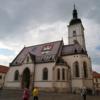 【ザグレブ旅行】屋根の模様が可愛い聖マルコ教会、石の教会、ニコラ・テスラの像