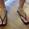 あなたのワラーチを、ルナサンダルにする方法!!ワンタッチで脱ぎ/履きが可能で、かつフィット感抜群の紐の結び方!!「靴ハカセ・お方さまの足まわり講座」