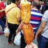 フィリピンのマニラで食べ歩き