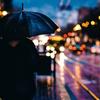 真冬の雨空の中、海外交流ナンパ
