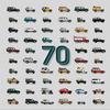 ランドローバー 設立70年