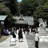 中清戸・日枝神社 水天宮
